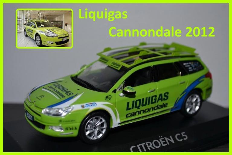 Liquigas Cannondale 2012