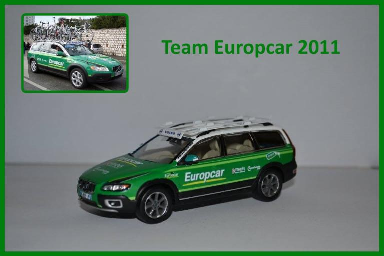 Team Europcar 2011