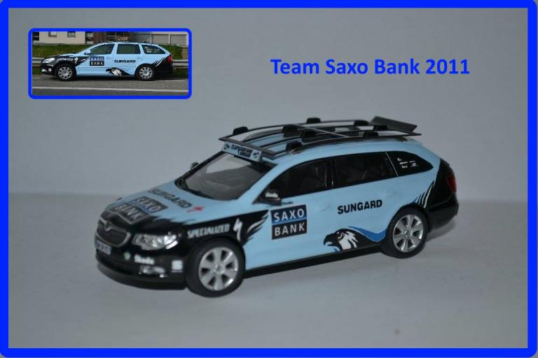 Team Saxo Bank 2011