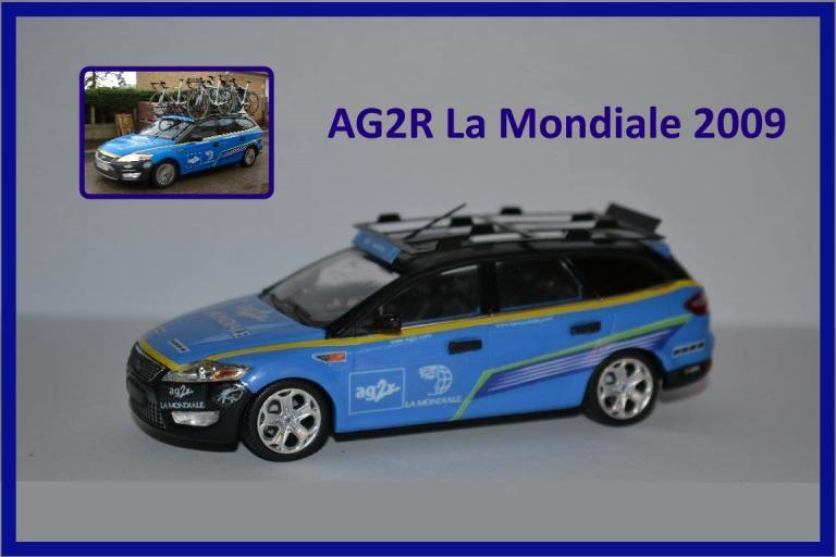 AG2R la Mondiale 2009