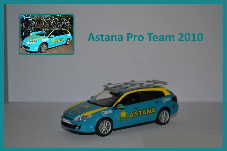 astana pro team 2010