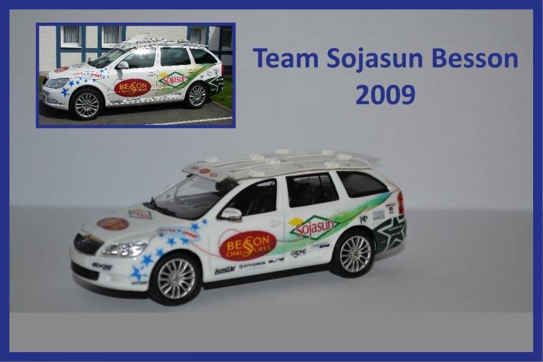 Sojasun Besson 2009