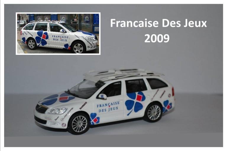 Francaise Des Jeux 2009