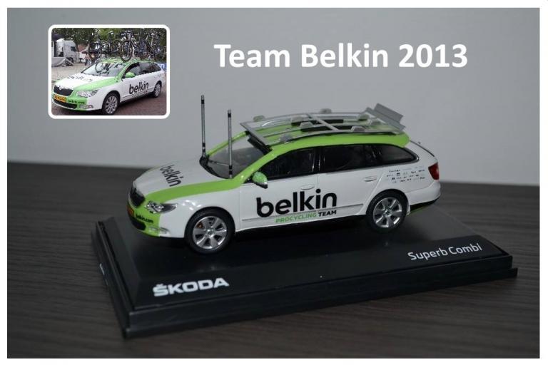 Team Belkin 2013