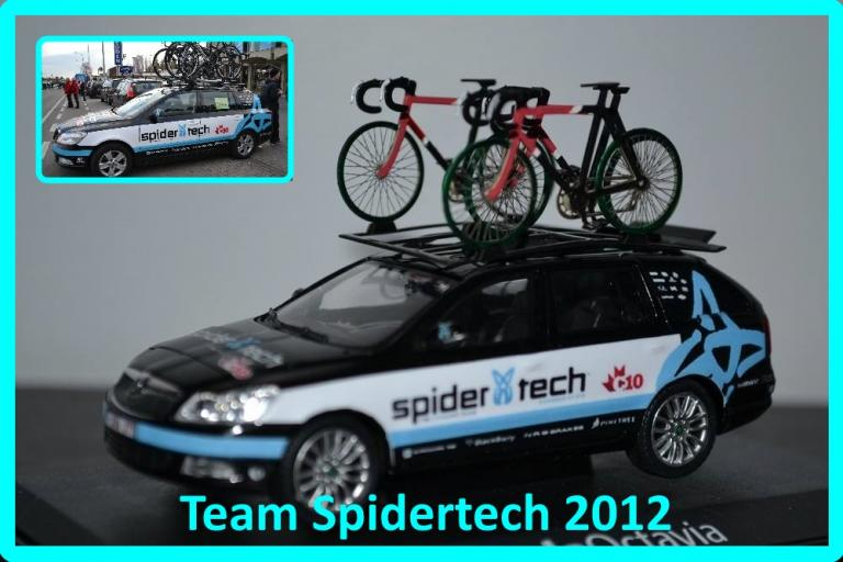 Team Spidertech 2012