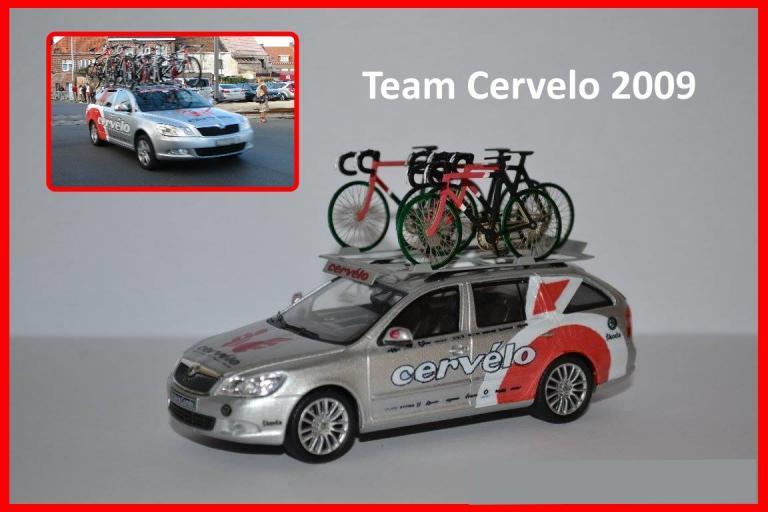 Team Cervelo 2009