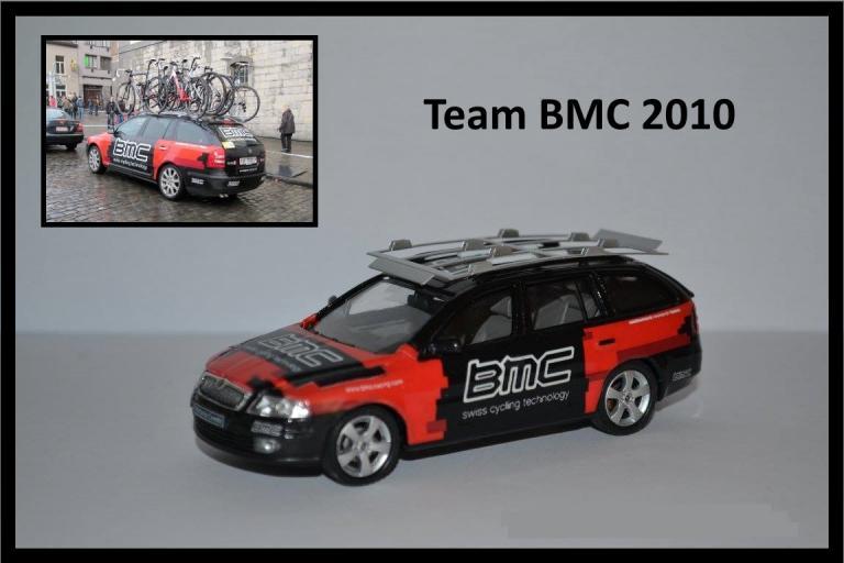 Team BMC 2010