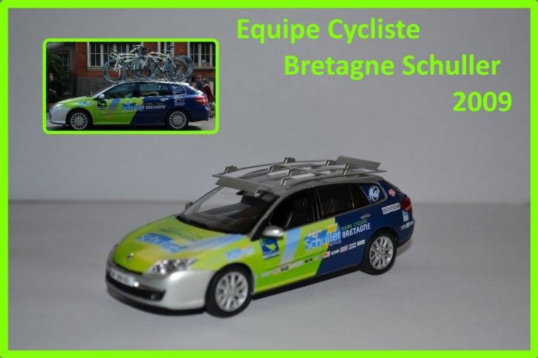 Bretagne Schuller 2009