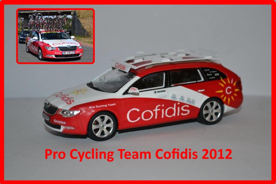Cofidis 2012