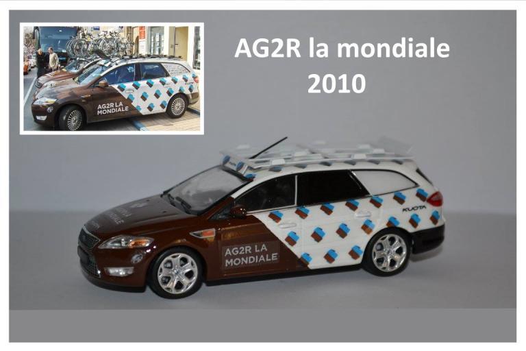 AG2R la Mondiale 2010