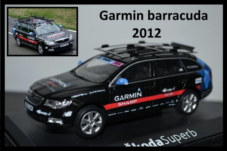 Garmin Barracuda 2012
