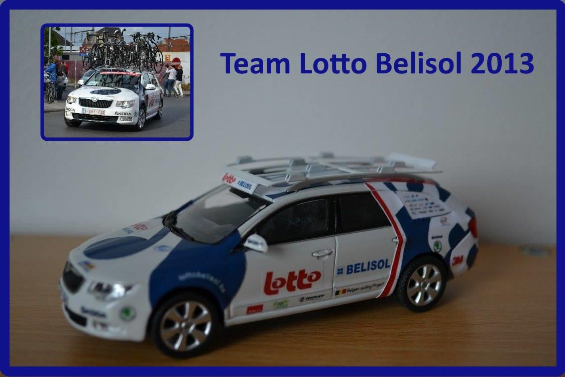 Lotto Belisol 2013