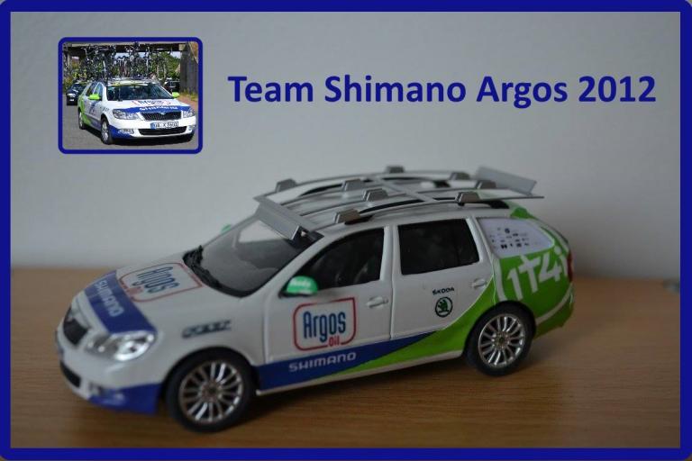 Shimano Argos 2012