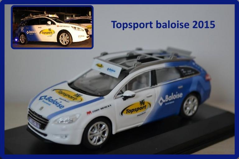 Topsport Baloise 2015