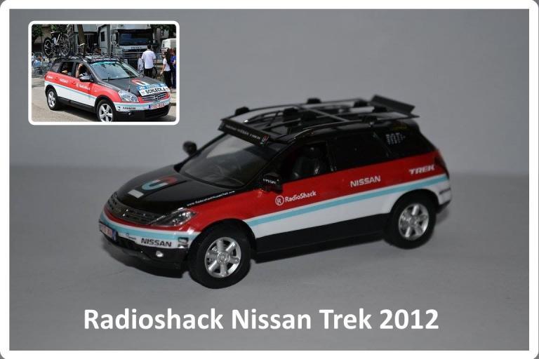 Radioshack  trek 2012
