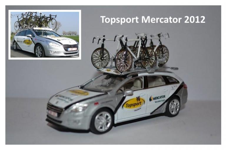 Topsport Mercator 2012