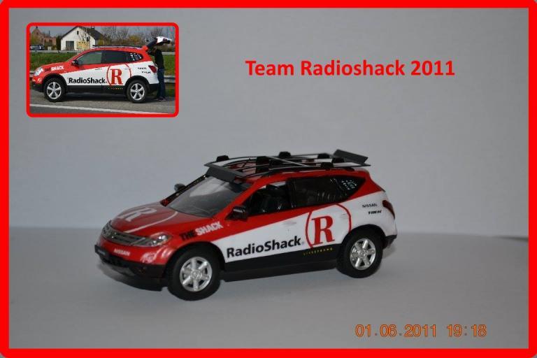 Team Radioshack 2011