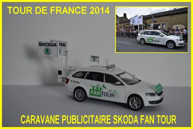 Skoda fan tour 2014