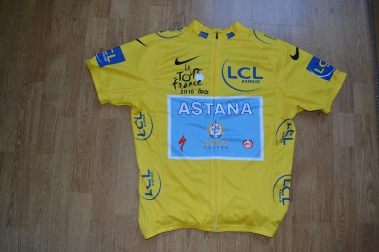 Astana Tour de France 2010