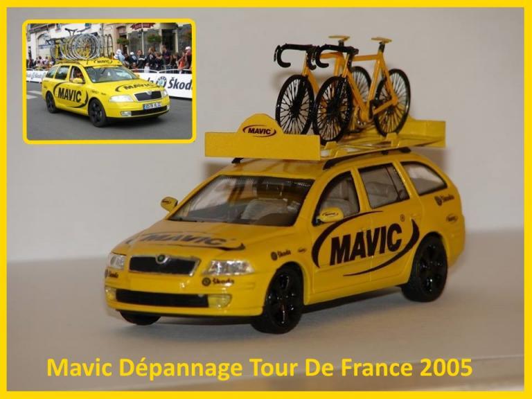 Mavic dépannage 2005