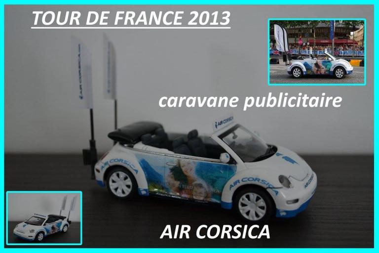 Air Corsica 2013
