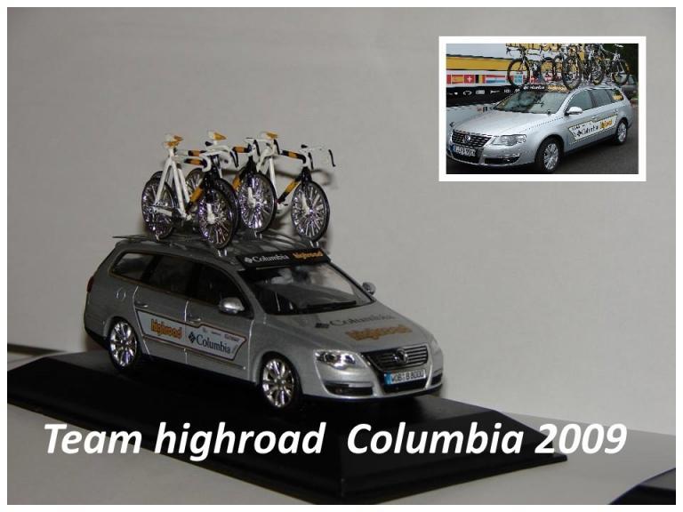 highroad columbia