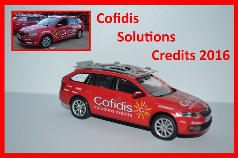 Team Cofidis  2016