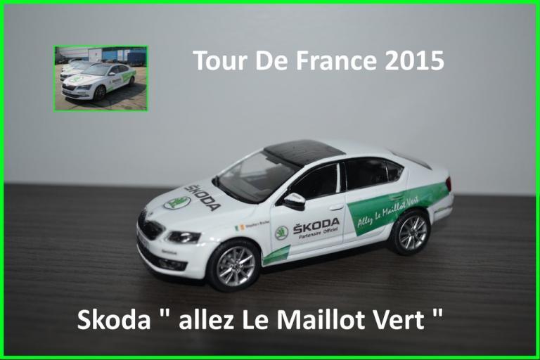 Skoda Tour De France 2015