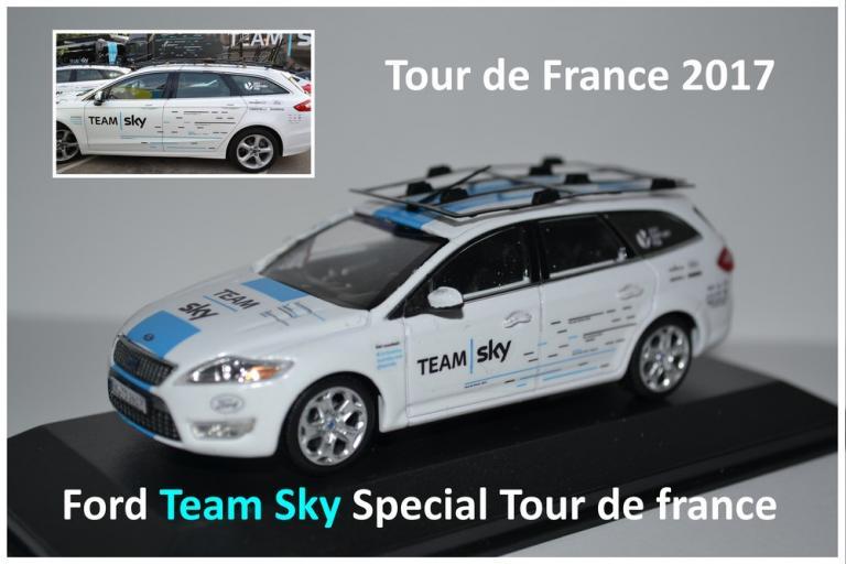 Team Sky TDF
