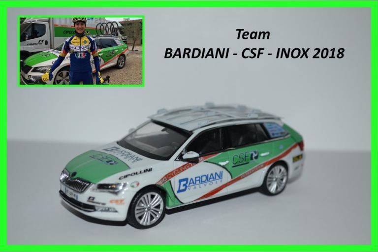 Bardiani  CSF INOX