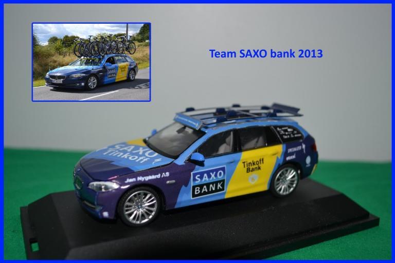 Team Saxo Bank 2013