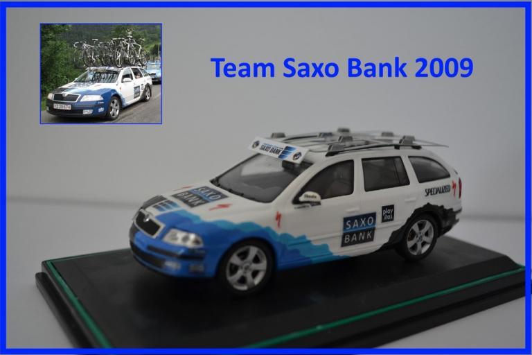 Team Saxo Bank 2009