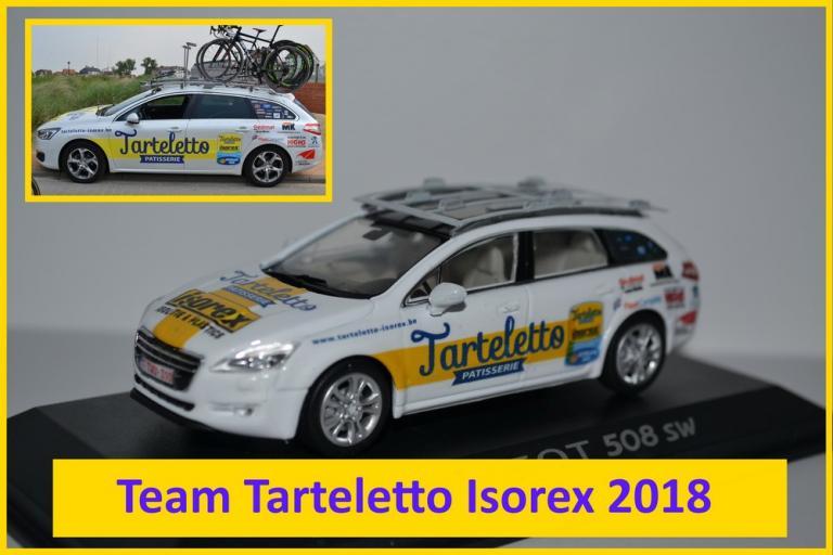 Tarteletto Isorex