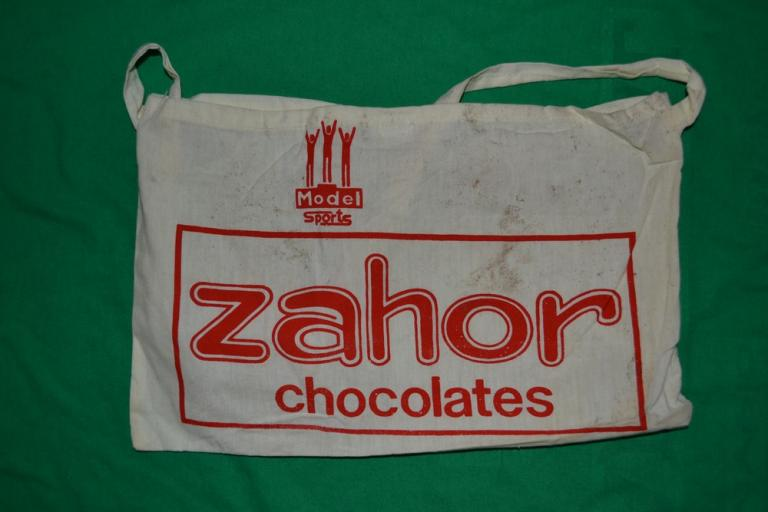 Zahor Chocolate 1985