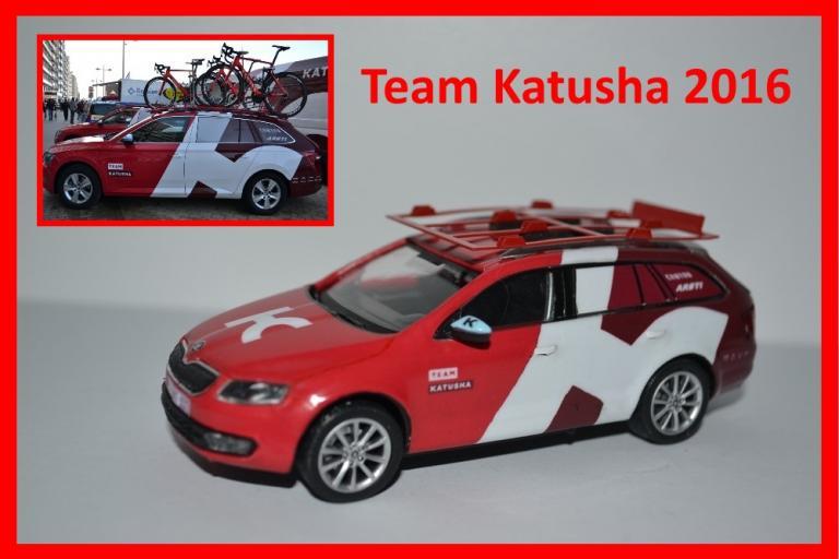 Team Katusha 2016